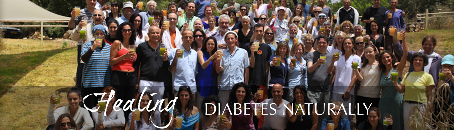 Healing diabetes naturally