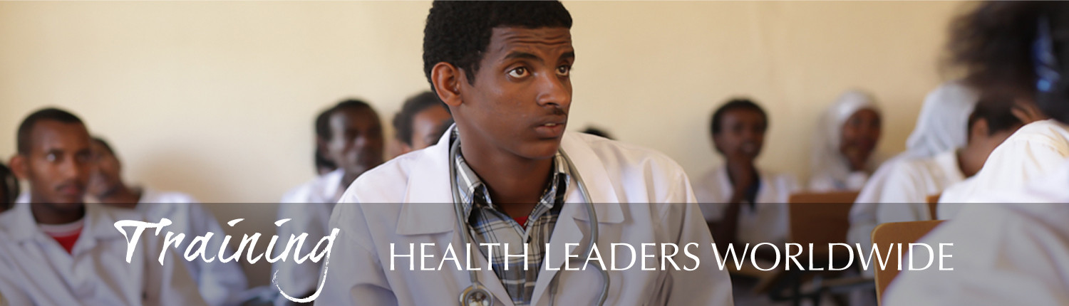 Training health leaders worldwide